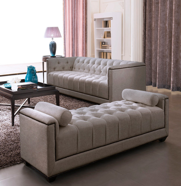 Eden moki modern sofa set for Contemporary living room furniture sets
