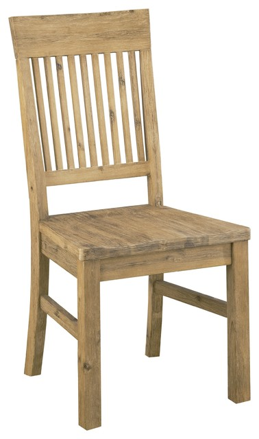 Autumn Solid Wood Dining Chairs, Set of 2 farmhouse-dining-chairs