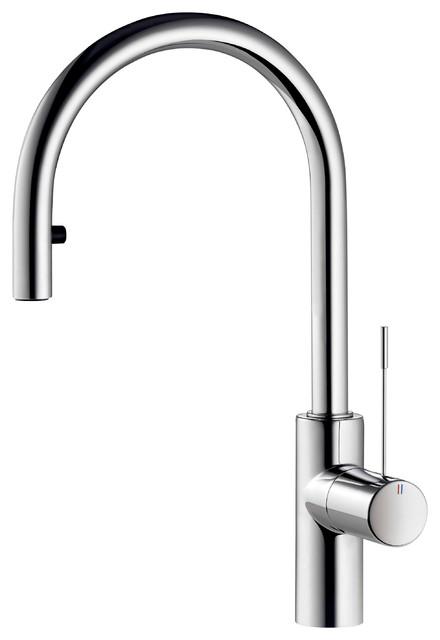 オノシリーズ キッチン用湯水混合栓 モダン-キッチン水栓