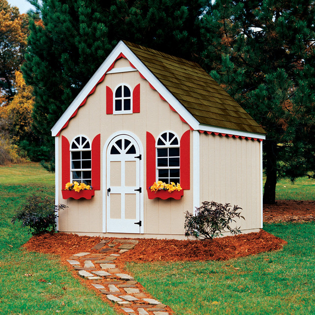 Kid Caves Wood Playhouses Traditional Detroit By Backyard
