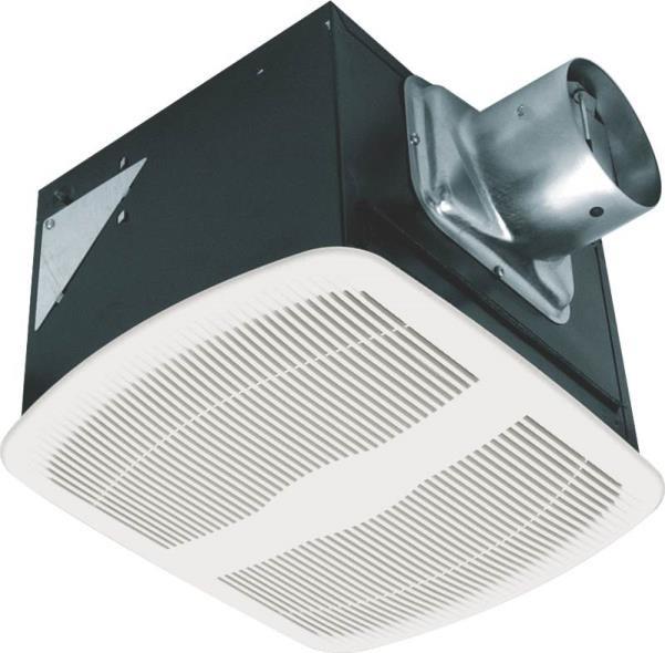 80cfm bath fan metal duct 4 transitional bathroom for 4 bathroom fan duct