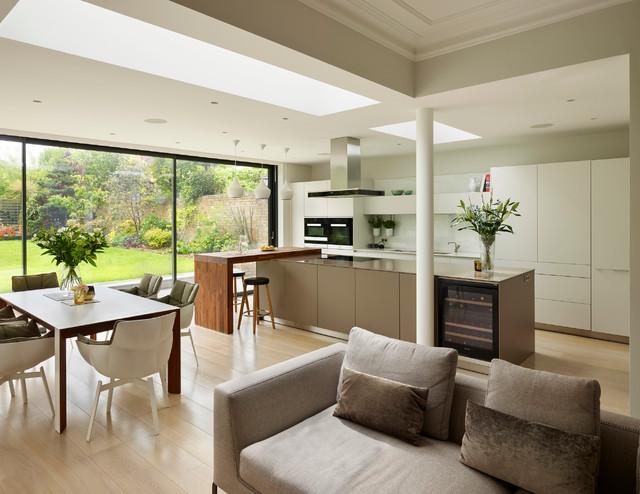 Contemporary House Extensions contemporaneo