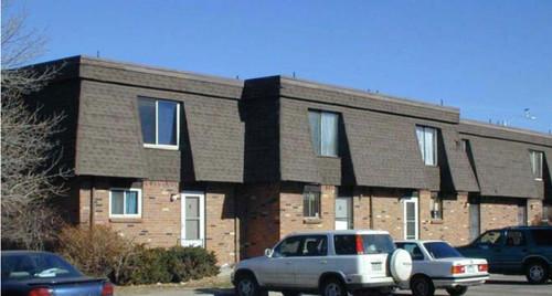 Updating a 60s mansard ish roof for Modern mansard roof