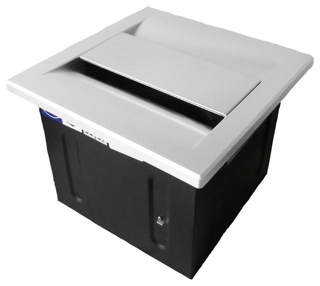 Aero Pure Fan SBF 110 G4W Quiet Bathroom Ventilation Fan