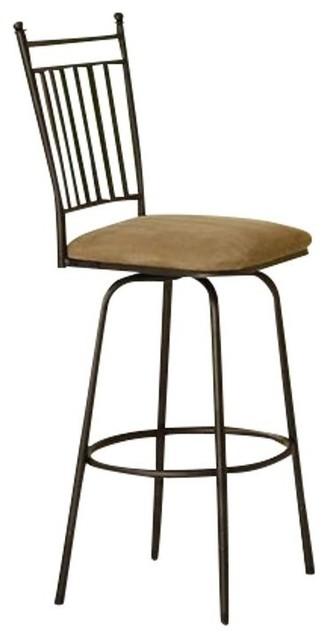Swell Pemberly Row Metal Adjustable Swivel Bar Stools Brown Set Of 3 Machost Co Dining Chair Design Ideas Machostcouk