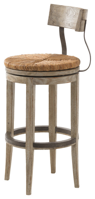 Lexington Twilight Bay Dalton Bar Stool Traditional