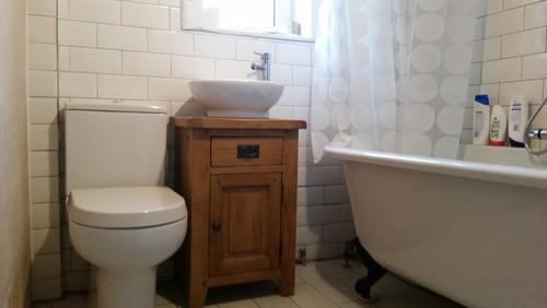 New Bathroom In Edinburgh