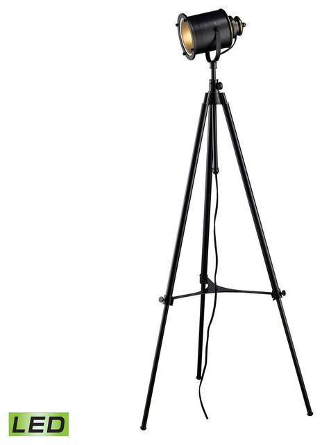 Original Smart Light Led Floor Lamp Full Spectrum Energy, Adjustable Goose Neck