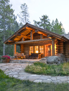 POLL: Log Cabins - Yes or No? on