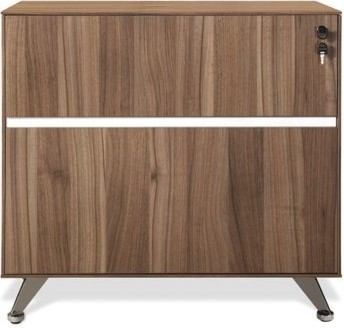 - 300 Lateral File Cabinet in Walnut - View in Your Room! | Houzz