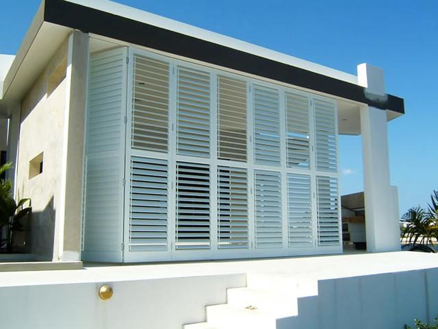 Outdoor Living   Enclosed Deck, Patio Or Porch Contemporary Porch
