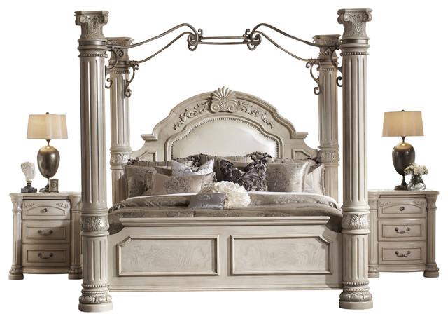 Monte Carlo Ii Bedroom Suite Traditional Dining Tables By Carolina Rustica