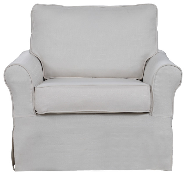 Linen Living Room Chairs