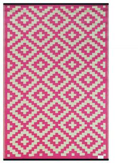 Nirvana Indoor Outdoor Rug Pink And, Pink Outdoor Rug Uk