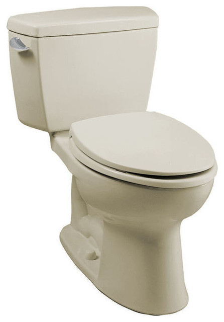 Toto Drake 2 Piece Elongated 1 6 Gpf Toilet With Insulated Tank And Bolt Down