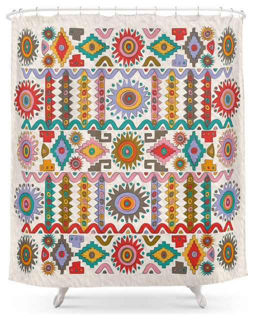 Society6 Southwest Shower Curtain