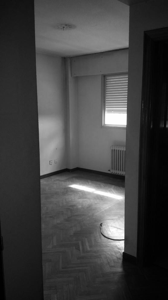 Dormitorio principal (antes)