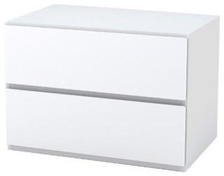 1-Drawer Eco-Friendly Nightstand
