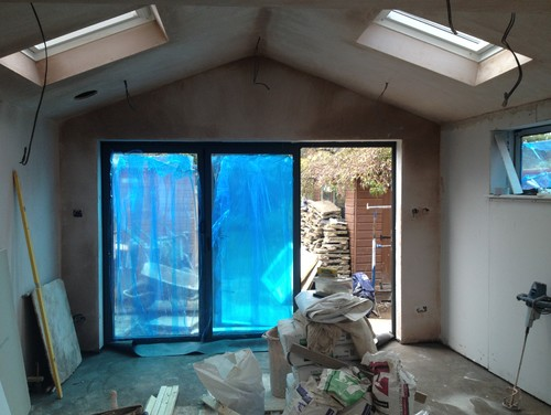 & Window Covering advice for bifold doors!!