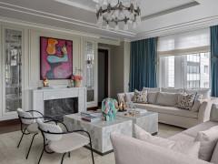 Houzz тур 250 кв.м  квартира для семьи с четырьмя детьми (23 photos)