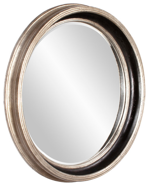 Howard Elliott Cole Round Mirror.