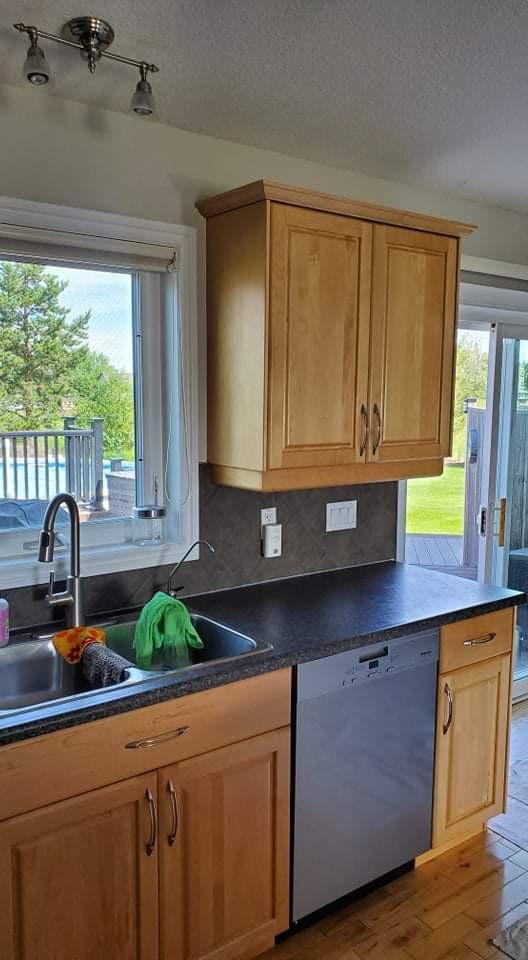 Maple Kitchen Paint 2020