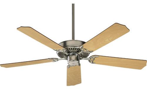 Quorum International 775256 Capri 52 Energy Star Rated Five Blade Fan.
