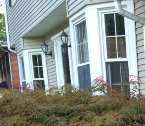 Bay windows exterior Trim ADVICE
