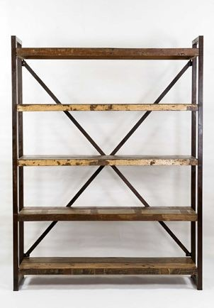 Open Shelf Bookcase Bookcases