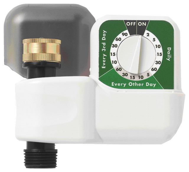 Orbit EasySet Hose Faucet Water Timer for Automatic Watering