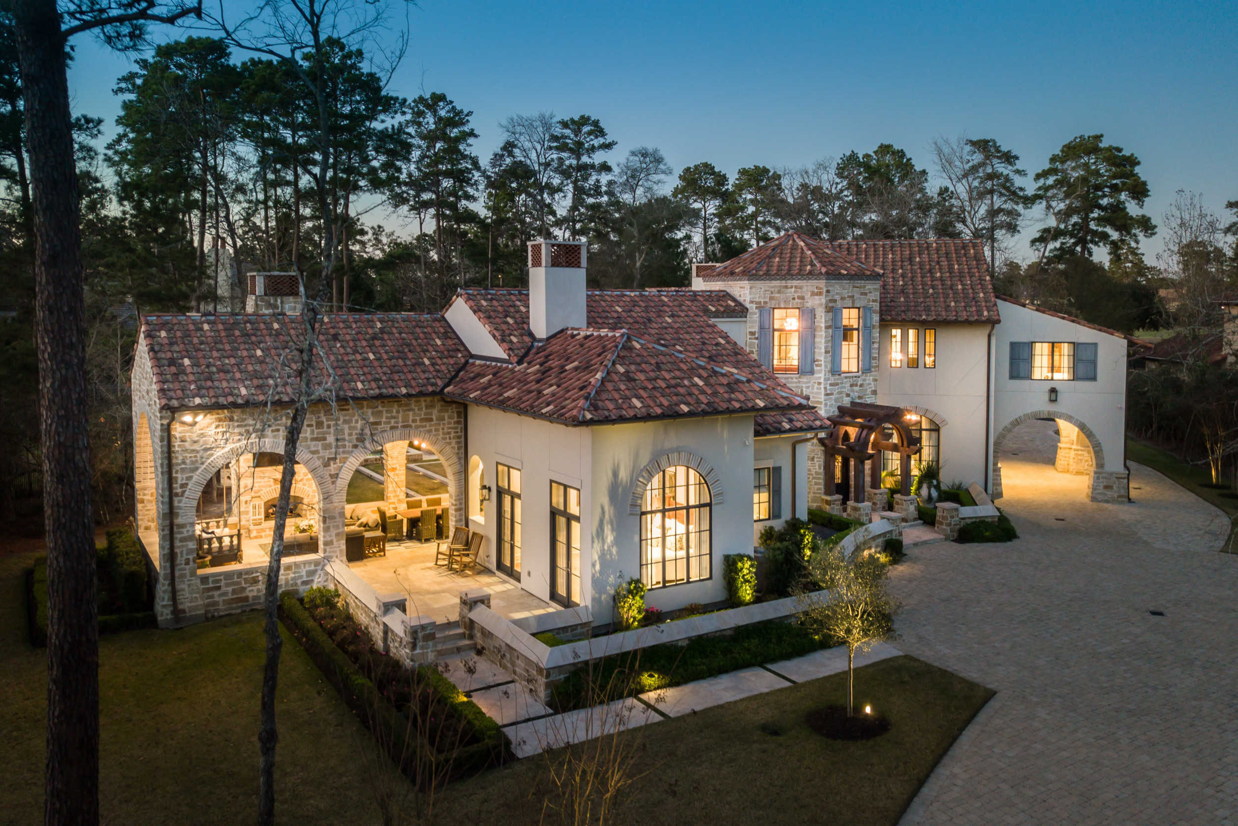 New Homes by Allan Edwards-Exteriors