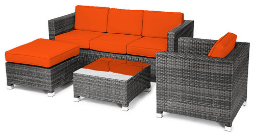 How Long Does It Take To Ship Reef Ratan Patio Set
