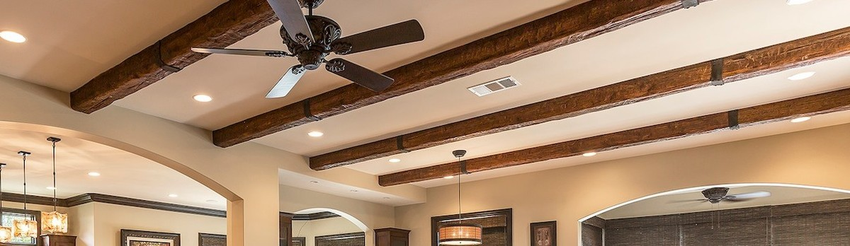 Doug fir beams for Old world traditions faux beams