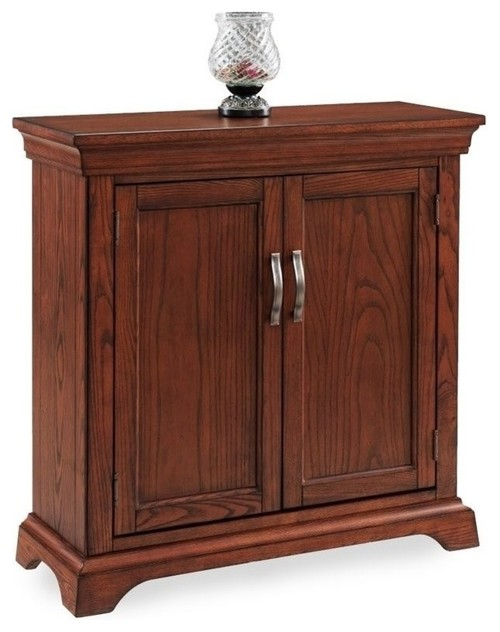 Bowery Hill Accent Chest, Westwood Oak