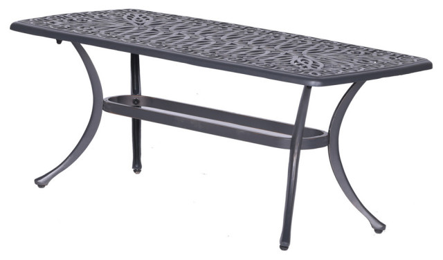 Athens Modern Indoor/Outdoor Coffee Table