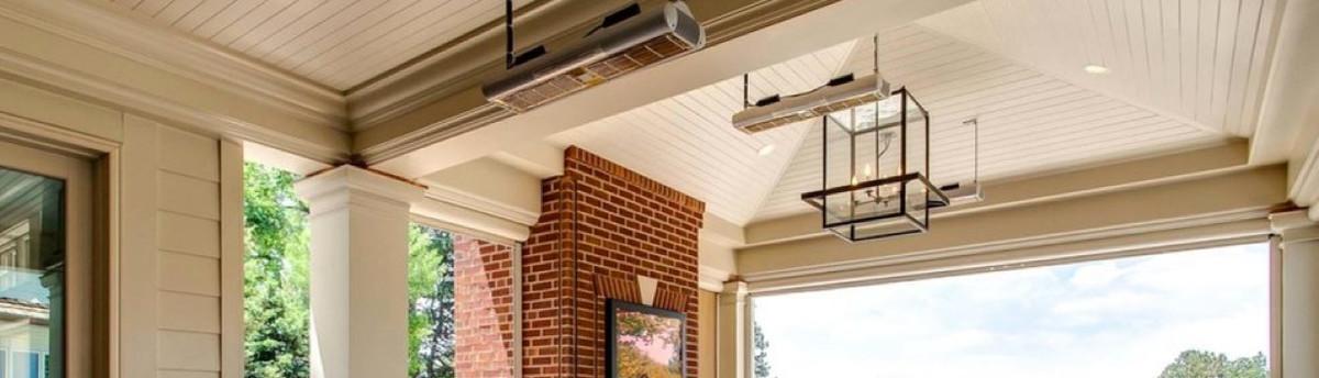 Solaira Radiant Patio Comfort Heaters | Houzz