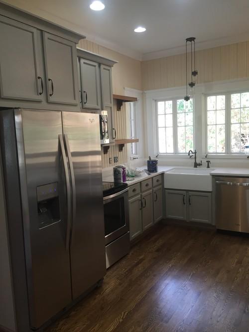 1925 craftsman reno kitchen for 1925 kitchen designs