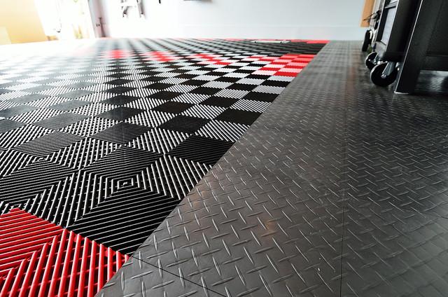 Racedeck Garage Floor Home Makeover Salt Lake City