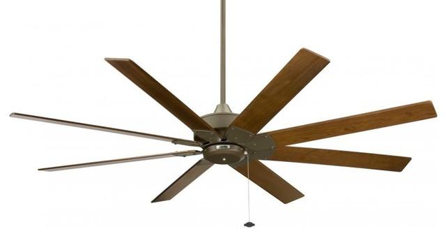 Bronze Ceiling Fan.