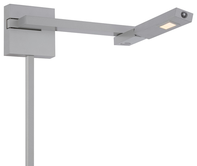 Flip LED Swing Arm - Modern - Swing Arm Wall Lamps - by WAC Lighting