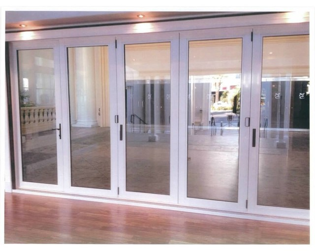 Images of Bi Fold Glass Door - Losro.com & Amusing Appolo Folding Door Set Photos - Exterior ideas 3D - gaml.us ...