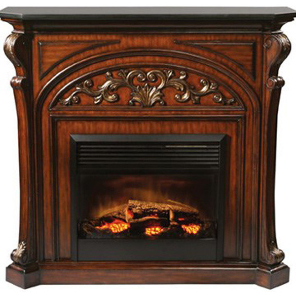 Collection Chambord Electric Fireplace.