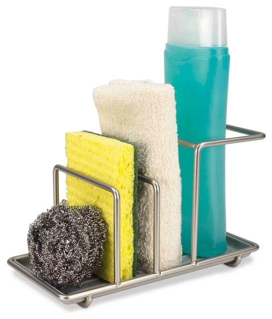 Home Basics Sink Caddy Station