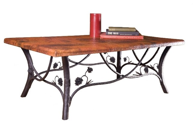 piney woods cocktail table base only table tops and bases by timeless wrought iron. Black Bedroom Furniture Sets. Home Design Ideas