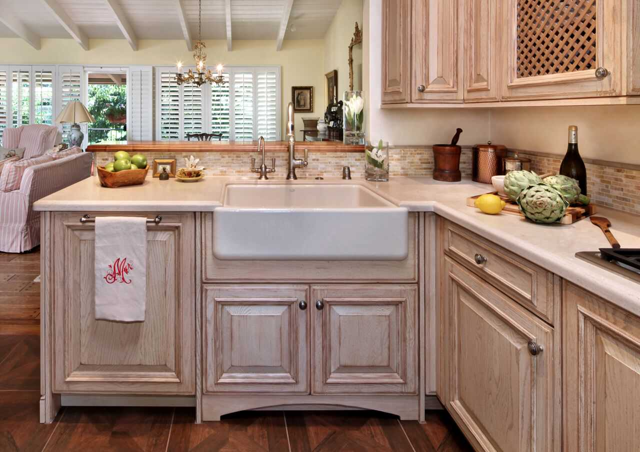 Newport Beach English Country Cottage