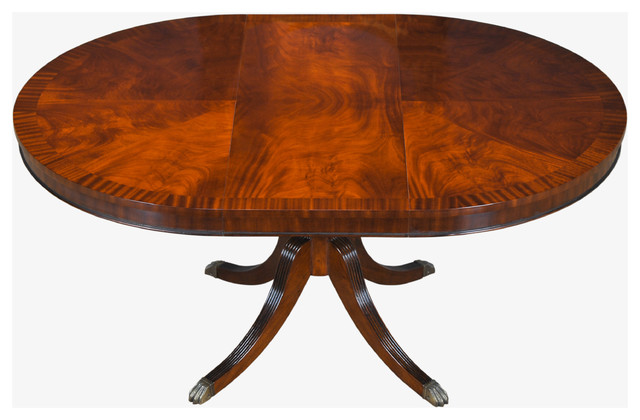Niagara Furniture, 48 Inch Round Dining Table Traditional Dining Tables