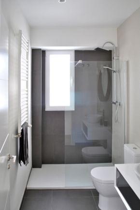 Finestra nella doccia - Doccia con finestra dentro ...