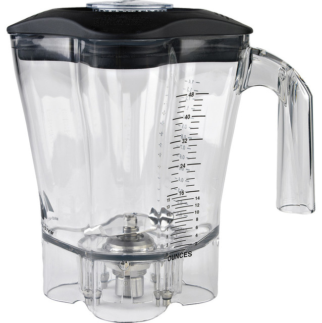 Kitchen Appliance Accessories: Hamilton Beach Tempest/Summit Polycarbonate Blender Jar