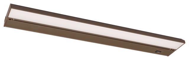 "Noble Pro LED Undercabinet, Oil-Rubbed Bronze, 22"""
