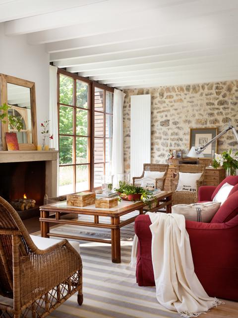El mueble magazine rba revistas project becara casa de - Muebles casa de campo ...